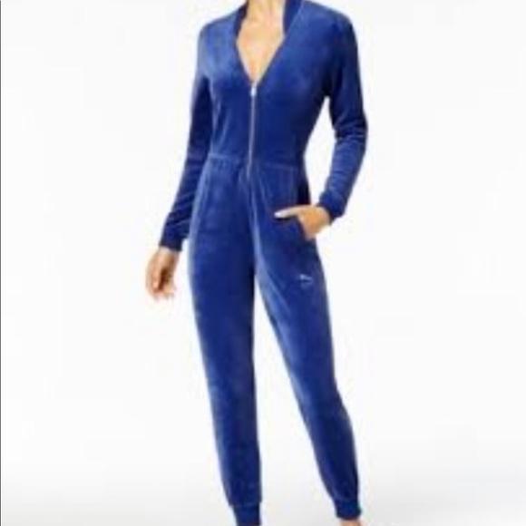 1becdf5019e3 Puma Drycell Velour T7 jumpsuit. M 5bc0e1b8c89e1d37633973ed